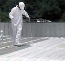 Commercial Elastomeric Roof Coatings